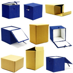 Collection boxes
