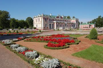 château de Pierre le Grand à Tallinn