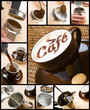 Making coffee composition
