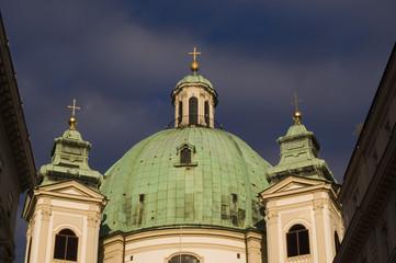 Peterskirche Wien