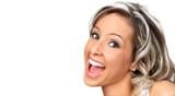 Fototapety smiling woman