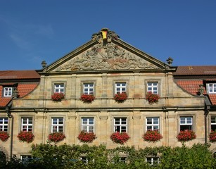 Haus in Franken