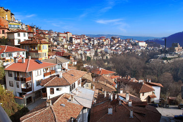city view Veliko Turnovo