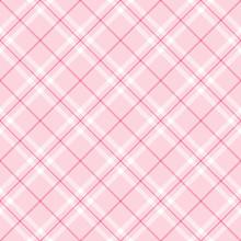 Light Pink Plaid