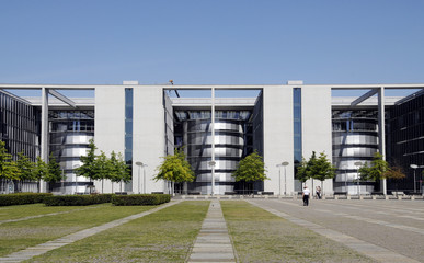 Paul Loebe Parliamentary Offices, Berlin