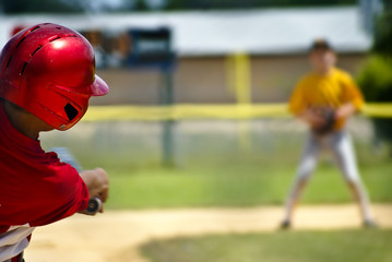 Kid's Baseball