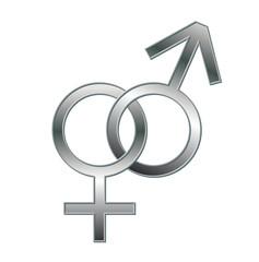 Symboles Male et Femelle