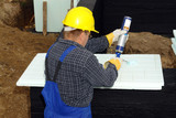 Thermal insulation work poster