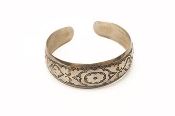 Iron bangle
