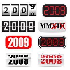 New Year, 2009