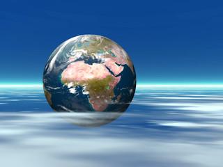 Terra tra le nuvole