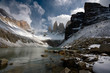 The Towers, Torres del Paine, Patagonia, Chile