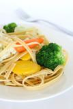 Vegetarian Pasta poster
