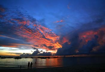 Sunset