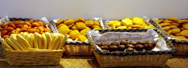 Biscuits typiques, Marseille.