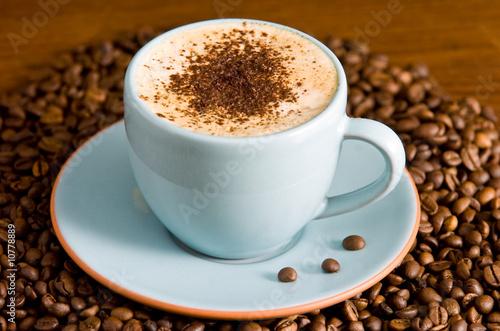 Fotobehang Cafe casa