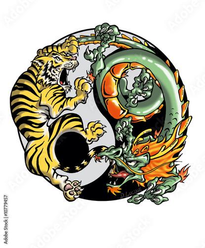 Tigre e Dragone Tao
