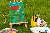 Fototapety malen, painting