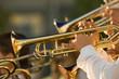 gold trombones - 10796642