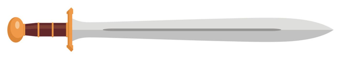 Trojan sword