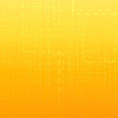 Orange connections background