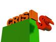 Crisis - dollar falling