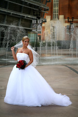 Bridal Shoot Victory Plaza