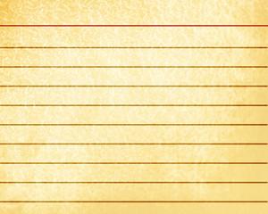 index card