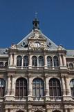 Lyon - Palais de la Bourse poster