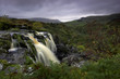Loup 'o Fintry Waterfall
