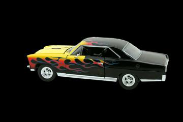Hot Rod scale model