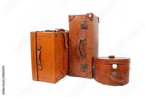 vieilles valises de imagine photo libre de droits 10865075 sur. Black Bedroom Furniture Sets. Home Design Ideas