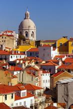 """Постер, картина, фотообои """"Lisbon View"""""""