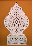 Oriental Decoration in Marrakech, Morocco poster