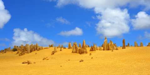 Australia: Pinnacles desert