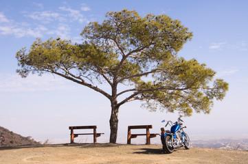 Bike travelling