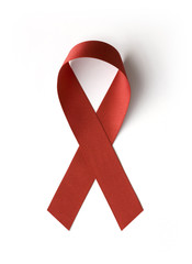 Aids ribbon
