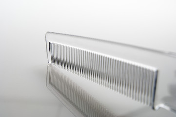 Comb, close-up