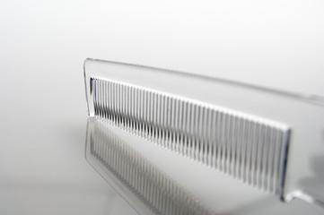 Comb, close-up