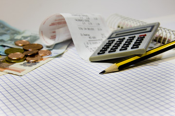 gastos contables