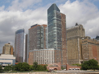 Lower Manhattan Buildings