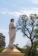 statua del Centro Culturale Recoleta, Buenos Aires