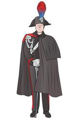 carabiniere - alta uniforme