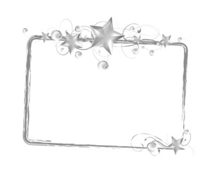 metal stars frame