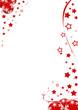 biglietto auguri natalizio verticale
