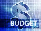 Budget Finance illustration poster