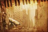 Fototapety Broadway music