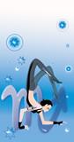 Scorpio (sign of zodiac) poster