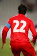 Numero dorsal futbol