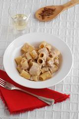 Mezze maniche delicate - Primi piatti - Cucina del Veneto